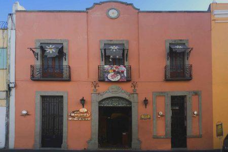 Fonda Margarita 5 Poniente, Puebla, Pue.