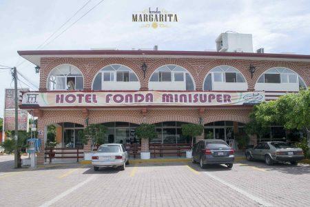 Hotel Margarita, Tecomatlán, Pue.